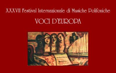 Voci d'Europa Festival 2020